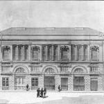 Sede actual em 1897