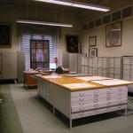 Cartoteca, sala de consulta