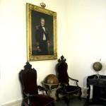 Retrato de D. Luís na Sala de Reuniões da  Direcção