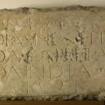 Lápida funerária de Manuel Dias, mestre da Carreira da Índia