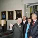 Presidente da Republica Portuguesa Dr. Aníbal Cavaco Silva