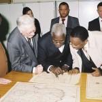 Ministro da Educação Guiné-Bissau Dr. Francisco Benante