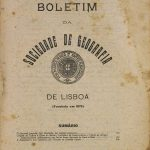 O Boletim da SGL - 1925