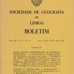 O Boletim da SGL -1975 1/2